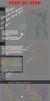 O vs. P - Step by Step by Krubbus