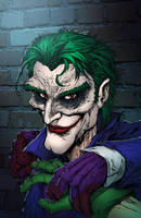 Joker by lummage