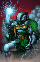 Dr. Doom by lummage