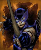 Hawkeye by lummage