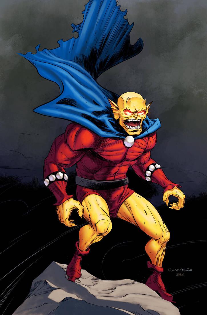 Etrigan the Demon by Lee Ferguson by lummage