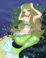 mermaid by liuaishan