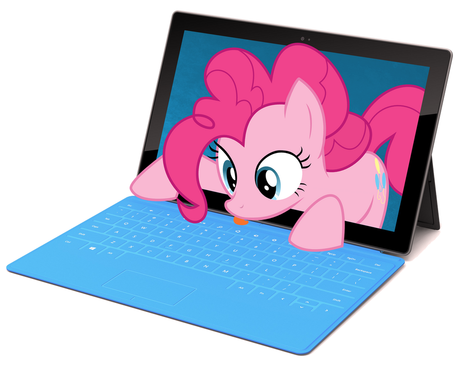Pinkie Surface by w2kchan