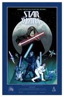 Star Wars - A Prequel Tribute by RichardBurgess