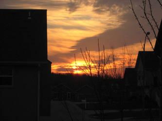 Sunset 12-1-2011 by Jayhawkman2010
