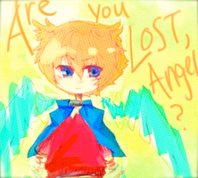lost angel by bossdeath