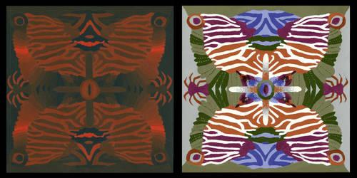 Color Experimentation by Alnix