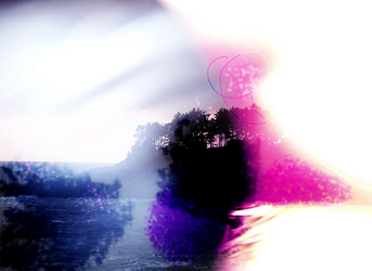 Island of the Cloud by TheNewSun