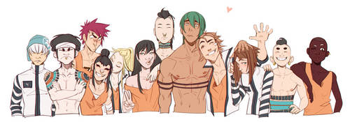 [OFFcell] Group Photo by ohnips