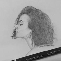Demi Lovato  by DeviantMarx