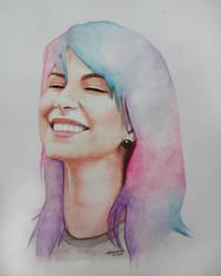 Hayley  by DeviantMarx