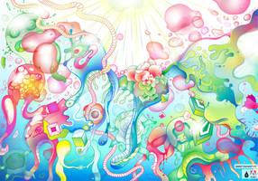 Concert Undersea by saltyshadow