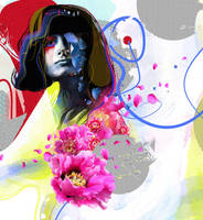 blossom by saltyshadow