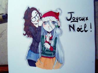 Merry Christmas !! by XxLei-chanxX