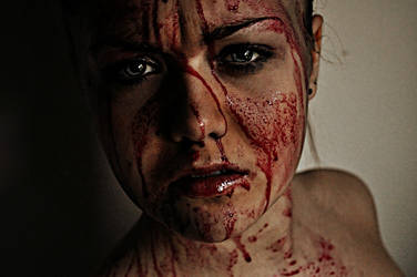 Im a fighter by FrejaOlsen