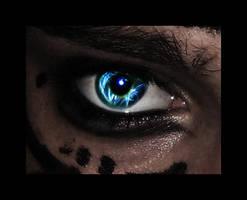 Tribal Eye by kittyK188