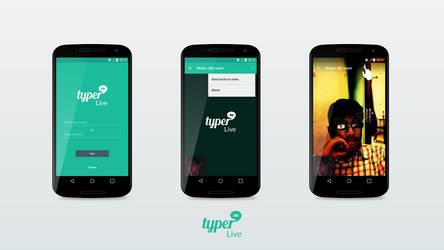 Typer.IM Live [Android] by DevianTN7k1