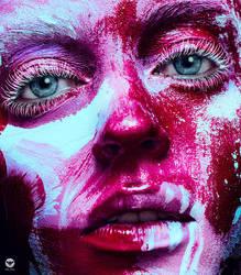 Color Dust V by LidiaVives