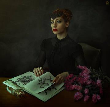 The botanist by LidiaVives