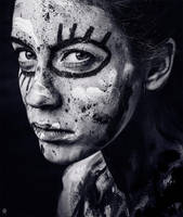 Woman II by LidiaVives