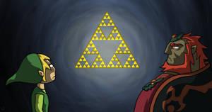 The Legend of Sierpinski by Sheilakh