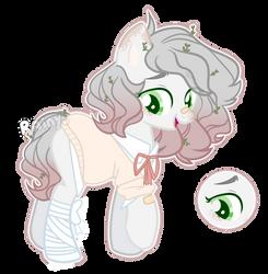 Pony Idea by InvaderMas