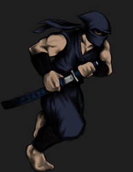 Ninja Gaiden by AIBryce