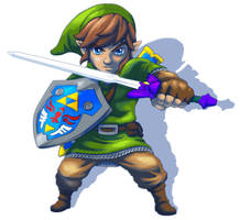 Retro Link by AIBryce