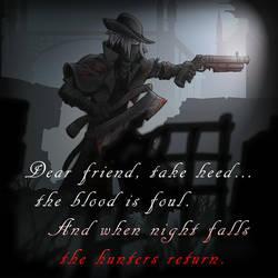 BloodBorneHunter by AIBryce