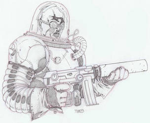 Mr. Freeze by timothygreenII