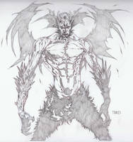 DEVILMAN by timothygreenII