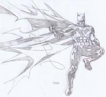 Batman by timothygreenII