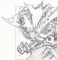 Demon Knights by timothygreenII