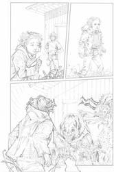 Animal man 16 pencils page 15 by timothygreenII