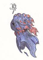 Fifi the Misdreavus by Yunuroko
