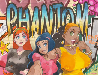 The Phantom Among Us by JoeHentai