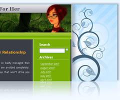 LuxBlog Free WordPress Theme by Loreleike