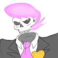 Mystery Skulls: Lewis by wilesjeffery2152