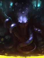 SP Forest Octopus by Balance-Sheet