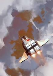 Speedpaint_First Landing by Balance-Sheet