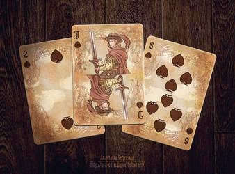 Mysterium. Spades 2 by n-a-S-t-u
