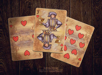 Mysterium. Hearts 2 by n-a-S-t-u