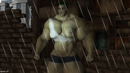 Enyo: Raging Nightmare by spiresrich
