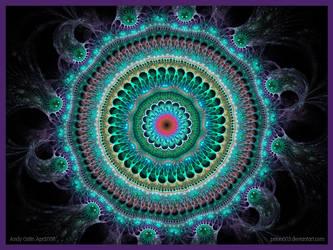 Alien Mandala by psion005