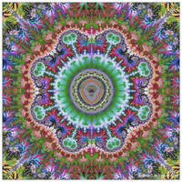 Mandelbrots Mandala by psion005
