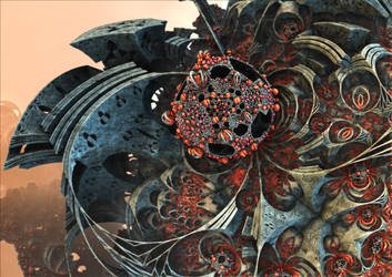 Death by Iron Oxide 2.0 by psion005