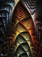 Alien Shrine by psion005