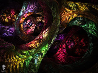 Psychedelic Circus by psion005
