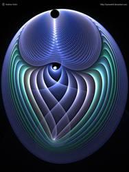 Asymmetrical Egg by psion005