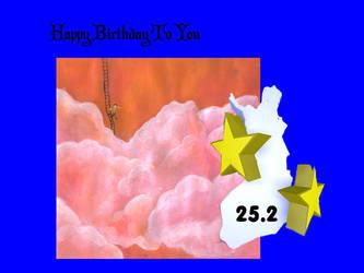 Happy Birthday III by fi